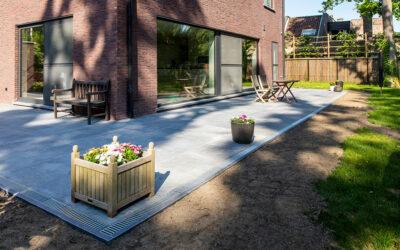 In de zomer genieten van je terras? Begin op tijd met plannen!