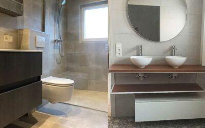 10 tips om een kleine badkamer groter te doen lijken
