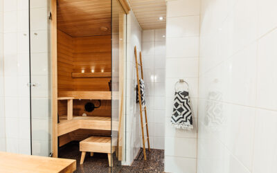 Maak van je badkamer een privé-wellness.